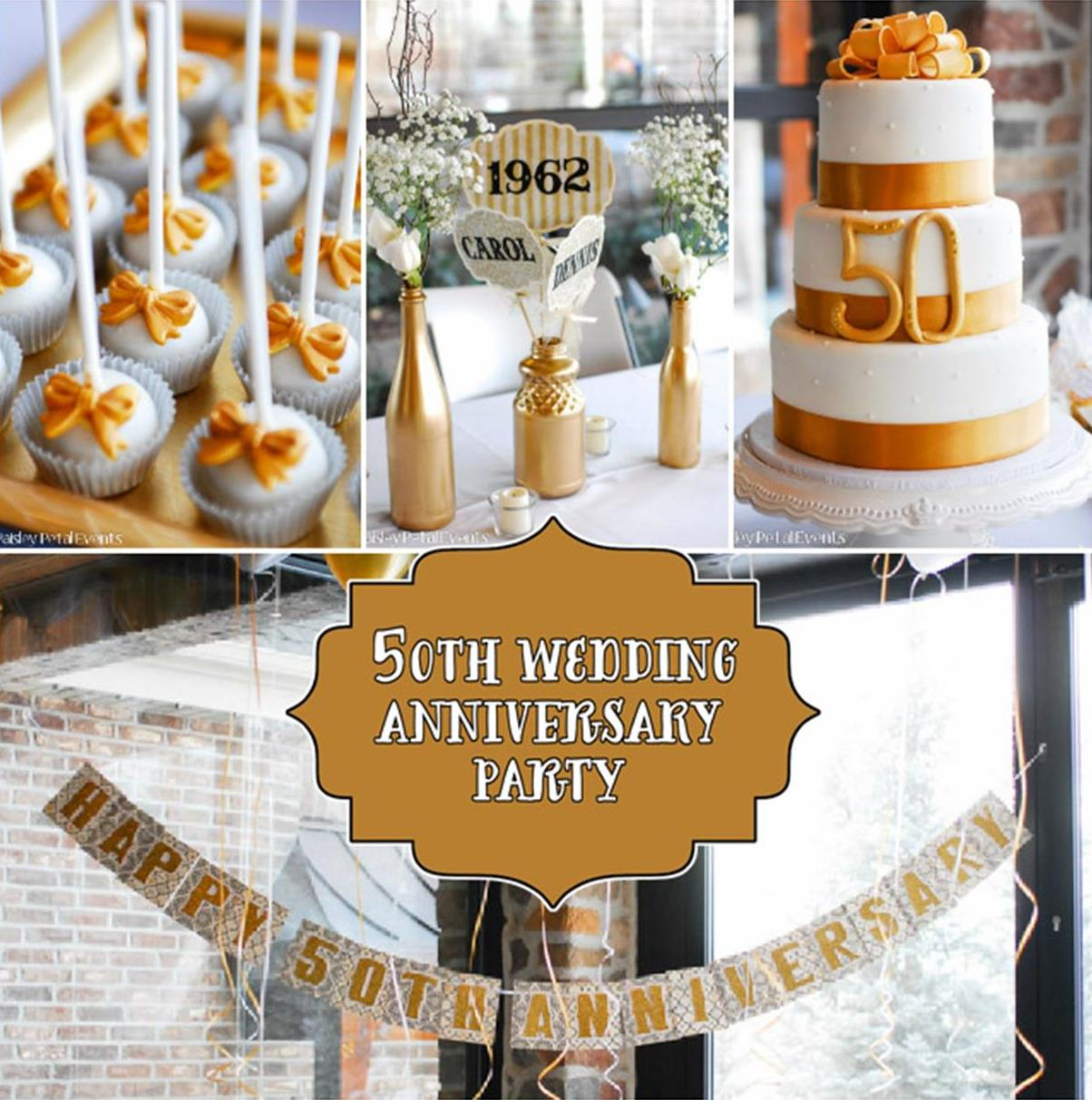 Fabulous Anniversary Party Ideas For Any Milestone